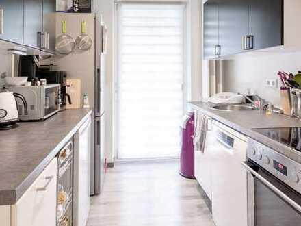 Schöne, moderne Wohnung mit ca. 4% Rendite in LU-Süd