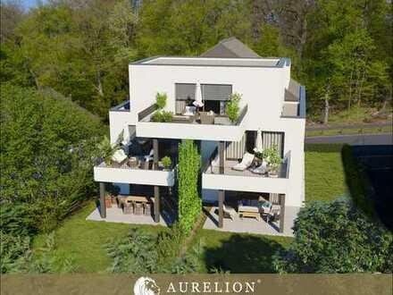 NEUBAU PROJEKT WOHNEN AM GODELSBERG 3 Zimmer Wohnung + Terrasse u. Gartenanteil