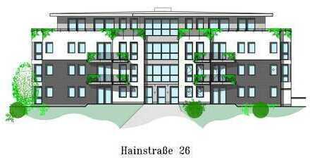 Erstbezug: Moderne 3-Zimmer-Wohnung mit Balkon u. Aufzug in Eldena !!!