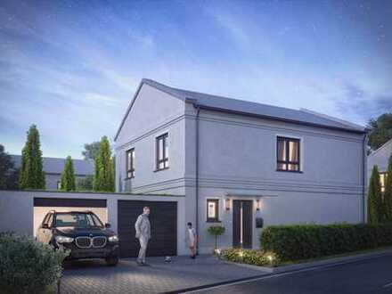 Modernes Einfamilienhaus mit viel Platz für die Familie am Haid Park in Neutraubling