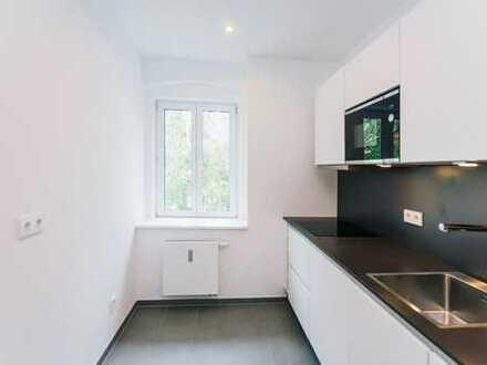 3-Zimmer Wohnung mit Einbauküche