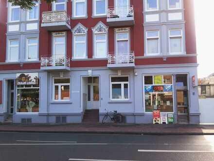 Innenstadt - Großzügige 3 ZKB Wohnung + 2 Balkone