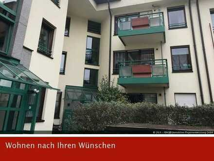 Schöne 2 - Zimmer Wohnung mit Balkon im Wohnpark Mölkau