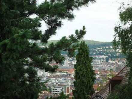 In grüner Bestlage des Stuttgarter Westen