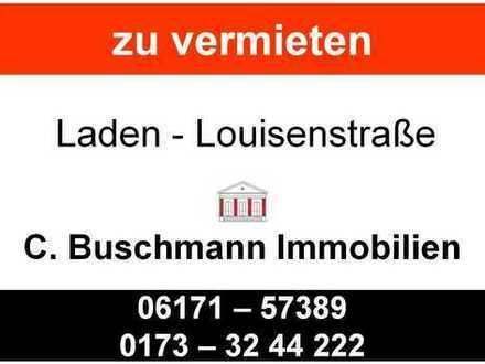 Top Ladenlokal in der Fußgängerzone - allerbeste 1 A Lage - Louisenstraße !