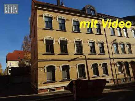 2-Raum-Wohnung in Marienthal, Balkon, Garage