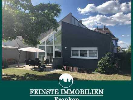 FIF- Ein- Mehrfamilienhaus, Mehrgenerationenhaus mit außergewöhnlicher Architektur in Fürth Stadeln.