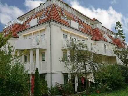 2-Zimmer-Wohnung nahe Bahnhof und Stadtzentrum