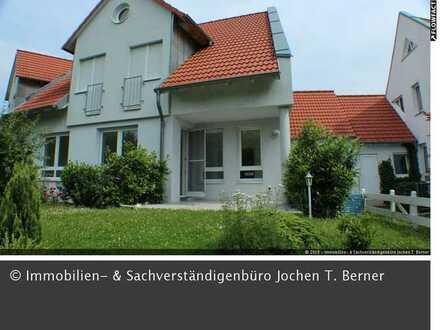 Sonnige und großzügige Doppelhaushälfte in Vellberg