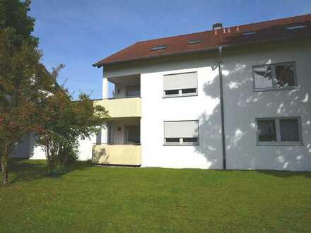 Sehr solide vermietete 2 ½ Zi.-Wohnung in ruhiger Lage nähe Boehringer in Biberach-Birkendorf