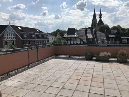 TOP!!! Traumhafte Penthouse - Wohnung über den Dächern von Essen - Steele