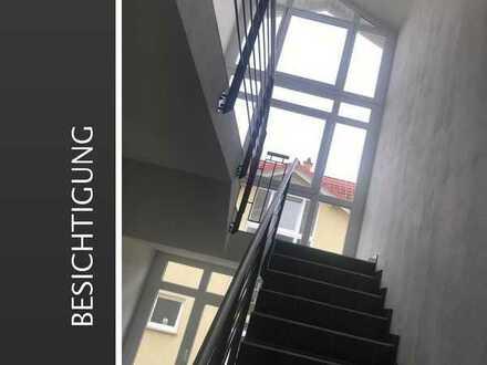 erstklassige und moderne Maisonettenwohnung 3 ZKB Balkon in Ottweiler-Saar