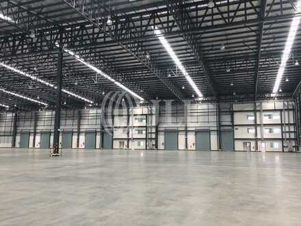 Hallenfllächen f. Lager / Logistik / Produktion   Rampen   Büros
