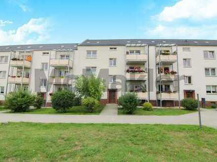 Zentrumsnahe Kapitalanlage: Vermietete 4-Zi.-ETW mit Balkon in Chemnitz-Gablenz