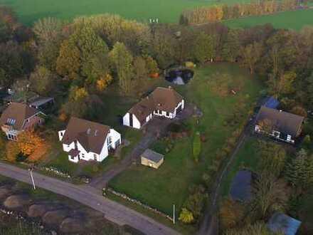 Anwesen mit EFH incl. Einliegerwohnung & Gästehaus mit 5 Wohnungen