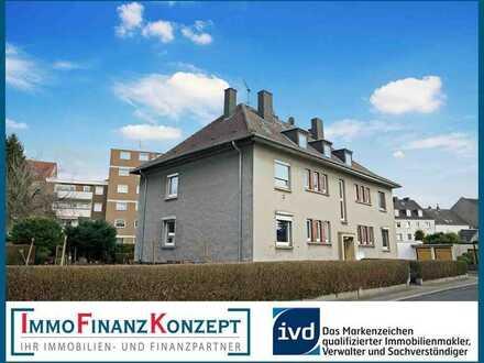Schöne Dachgeschosswohnung in Wanne-Eickel