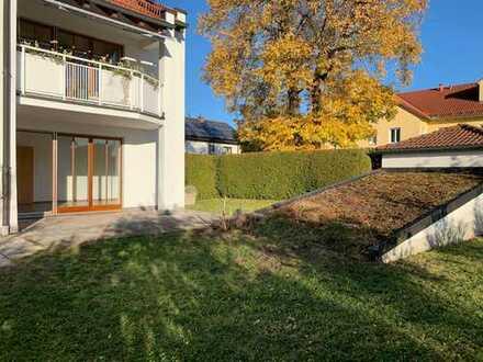 * Weßling - Großzügige Gartenwohnung mit wunderschönen, hellen Räumen zum Wohnen & Arbeiten