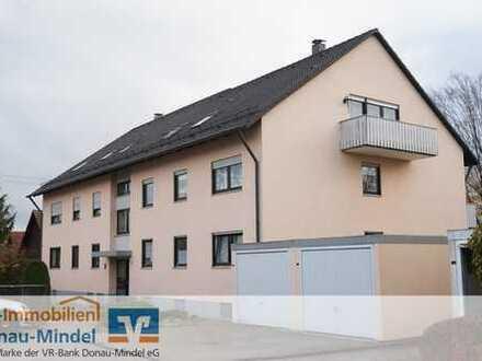 3-Zimmerwohnung im Dachgeschoss in Burgau