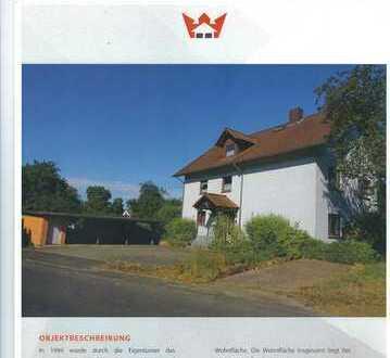 Schöne drei Zimmer Wohnung in Schwalm-Eder-Kreis, Bad Zwesten