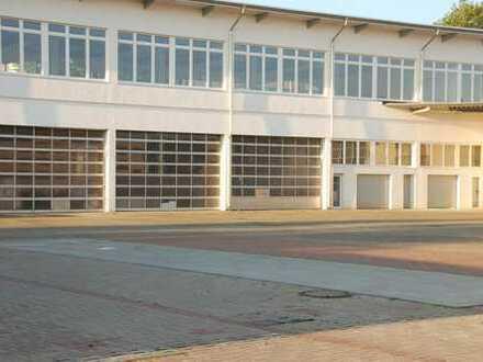 Lager-/Produktion-/Servicehalle 420 m²+ 380 m² Büro