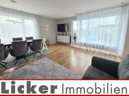 * Neuwertiges Terrassenhaus: XXL-Terrasse, Fernsicht, ruhige Bestlage...