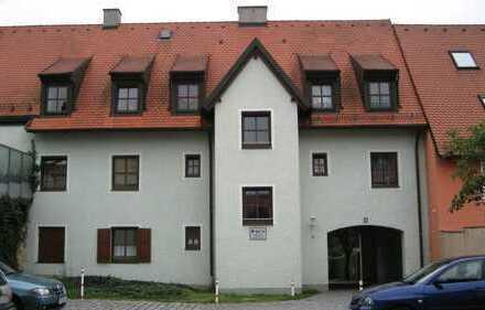 Mitterteich . 2-Zimmer-Wohnung in der Ortsmitte im 1.OG