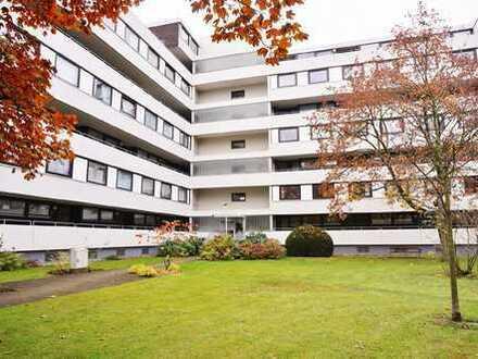 KUNZE: Attraktive 3-Zimmerwohnung mit Balkon!