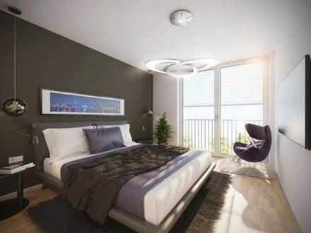 Schicke 2-Zi.-Wohnung - Ihr neues Domizil in Regensburger City-Lage an der Donau