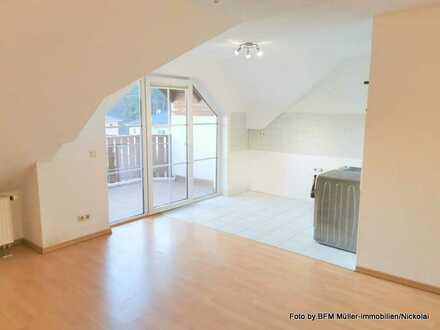 2-Zi-Wohnung mit Südwest-Balkon, Stellplatz & Seeblick in ruhiger Lage in Königs Wusterhausen