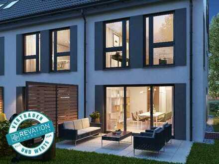 VERKAUFT | PAIO Trudering | Neubau Reihenhaus | Das Wellnesshaus