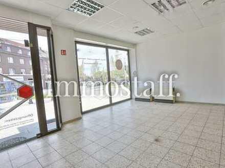 WILLKOMMEN AUF DER GASTROMEILE! 40 m² Ladenlokal in guter Lage sucht neuen Mieter. PROVISIONSFREI!