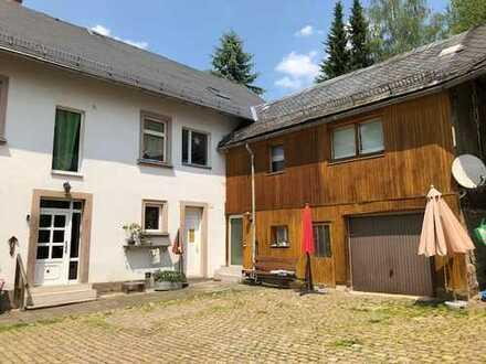 08468! Bauernhof in guter Lage zur grundhaften Sanierung - nahe Reichenbach!