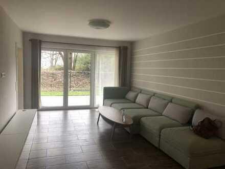 3 Zimmer Wohnung Frankfurt Nied mit große Garten