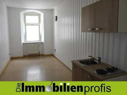 51022 1-Zimmer-Appartement mit Duschbad im Zentrum von Hof zu vermieten