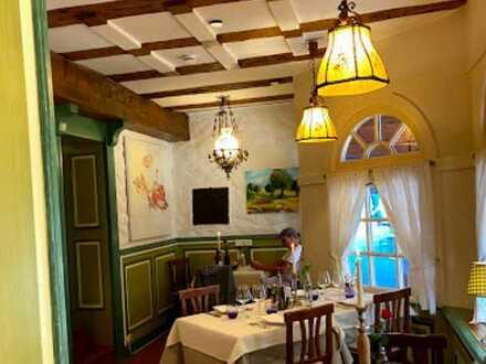 Charmante Gaststätte am alten Stadttor