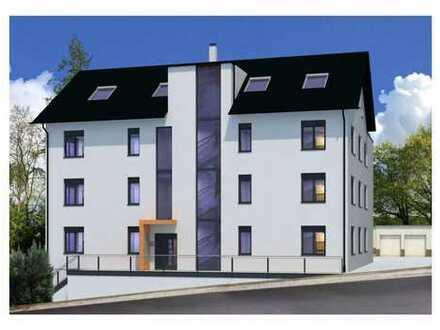 Geschosswohnung im Dortmunder Süden - Neubau - Wohnen mit großem Gartenanteil
