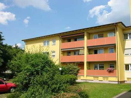 2-Zimmer-Wohnung mit Balkon in bevorzugter Lage