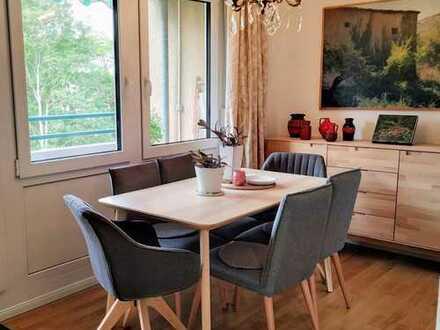 PROVISIONSFREI VOM VERKÄUFER: Sonnige 4-Zimmer-Wohnung in begehrter Lage