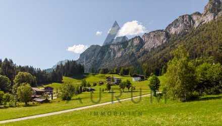 Grundstück mit Altbestand in Toplage mit Kaiserblick