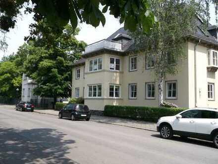 4 Zimmer mit Gartenbenutzung in der Nordvorstadt