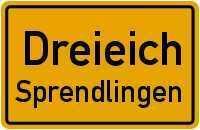 Großzügige 3 Zimmerwohnung in Dreieich-Sprendlingen