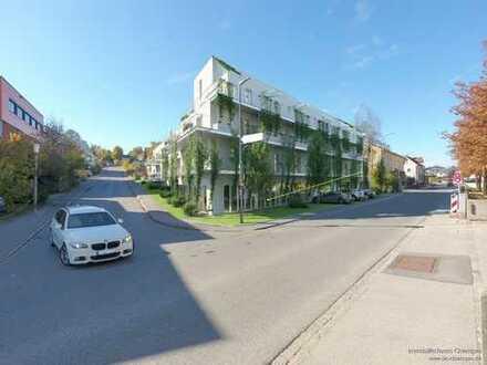 Neubau-Gewerbefläche - verschiedene Größen - in frequentierter Geschäftslage am Klinikum Traunstein