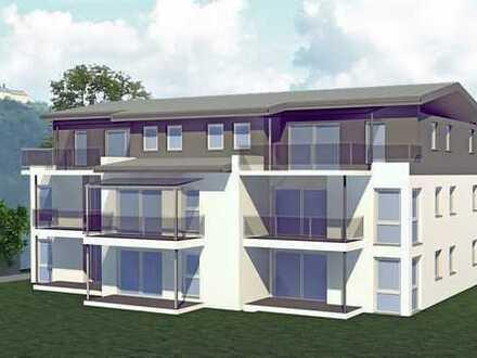 Hochwertige 2-Zimmer-EG-Wohnung mit Panoramablick