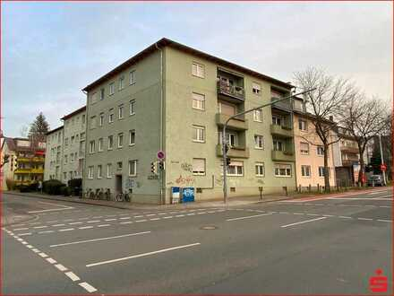 Vermietete 2-Zimmer-Wohnung in zentraler Lage