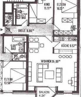 Komfortable Wohnung in der schönsten Altstadtlage !!!!