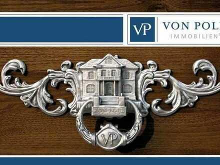 VON POLL: zentral gelegene 3,5-Zimmer-Etagenwohnung in der Freiburger Wiehre