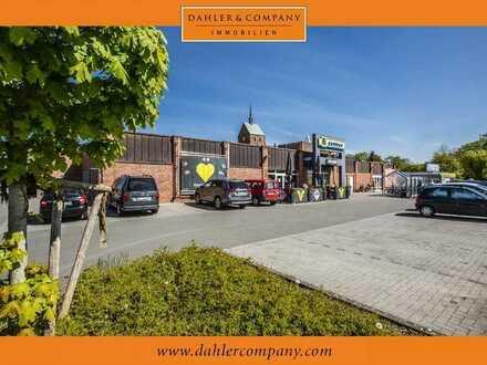 Fachmarktzentrum mit Ankermieter EDEKA in sehr guter Lage