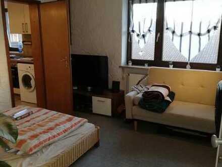 gemütliche, gepflegte 1-Zimmer-Wohnung mit Einbauküche in Peissenberg