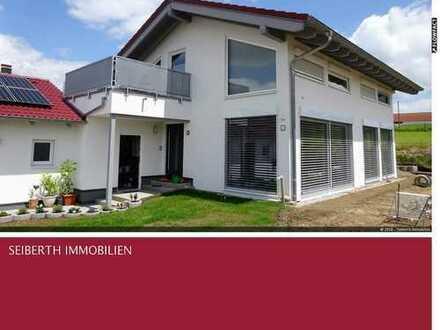 Neuwertiges EFH mit Sauna, ELW und Dachterrasse: Gehobener Wohnkomfort in Peiting