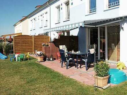 Reihenmittelhaus mit Sonnenterrasse und Garten, provisionsfrei